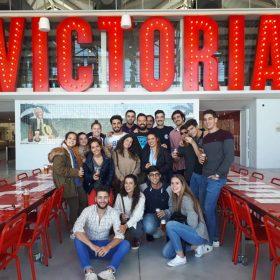visita fabrica de cerveza victoria, residencia universitaria en malaga, Rut, estudiantes