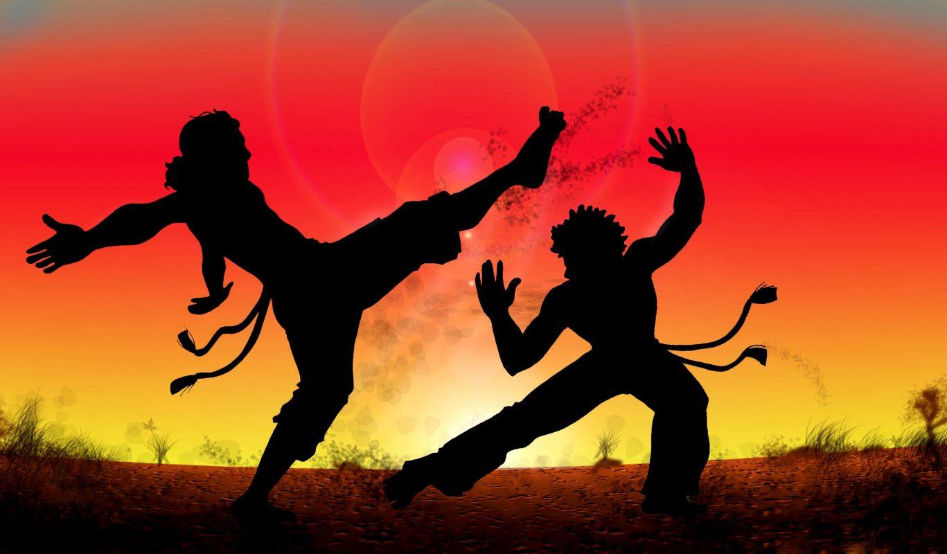 capoeira, clases, residencia universitaria en malaga, Rut