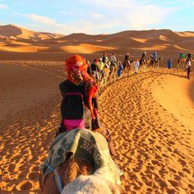 desierto marruecos, viaje residencia universitaria en malaga, Rut