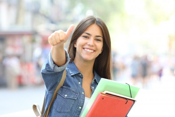 estudiante positiva, residencia universitaria en malaga, Rut