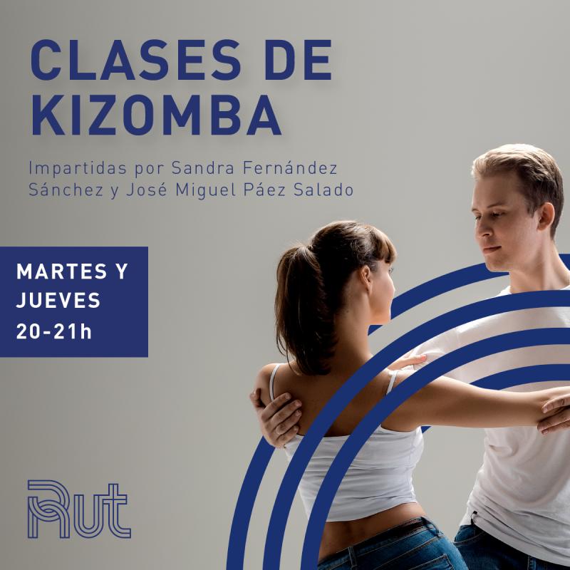 clases de kizomba, residencia universitaria en malaga, Rut