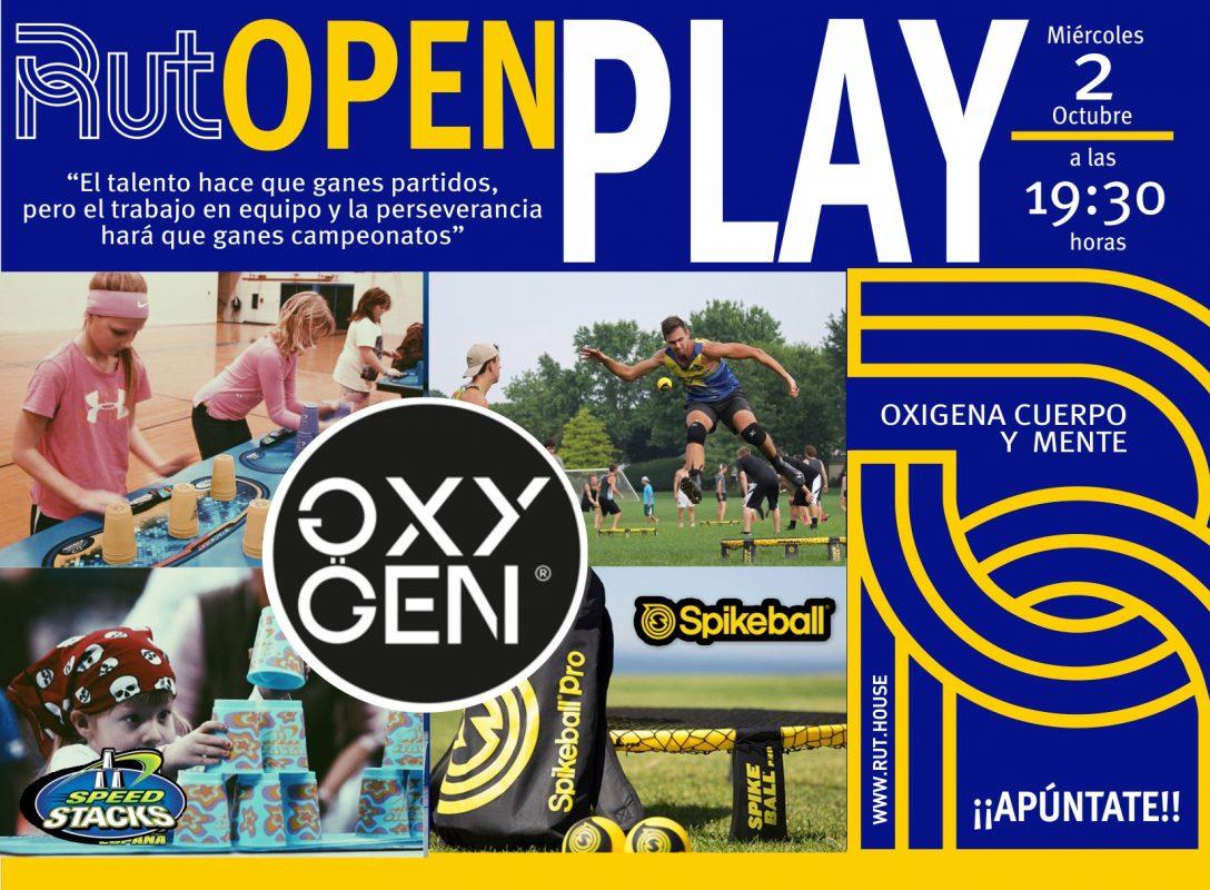 open play residencia universitaria en malaga, Rut