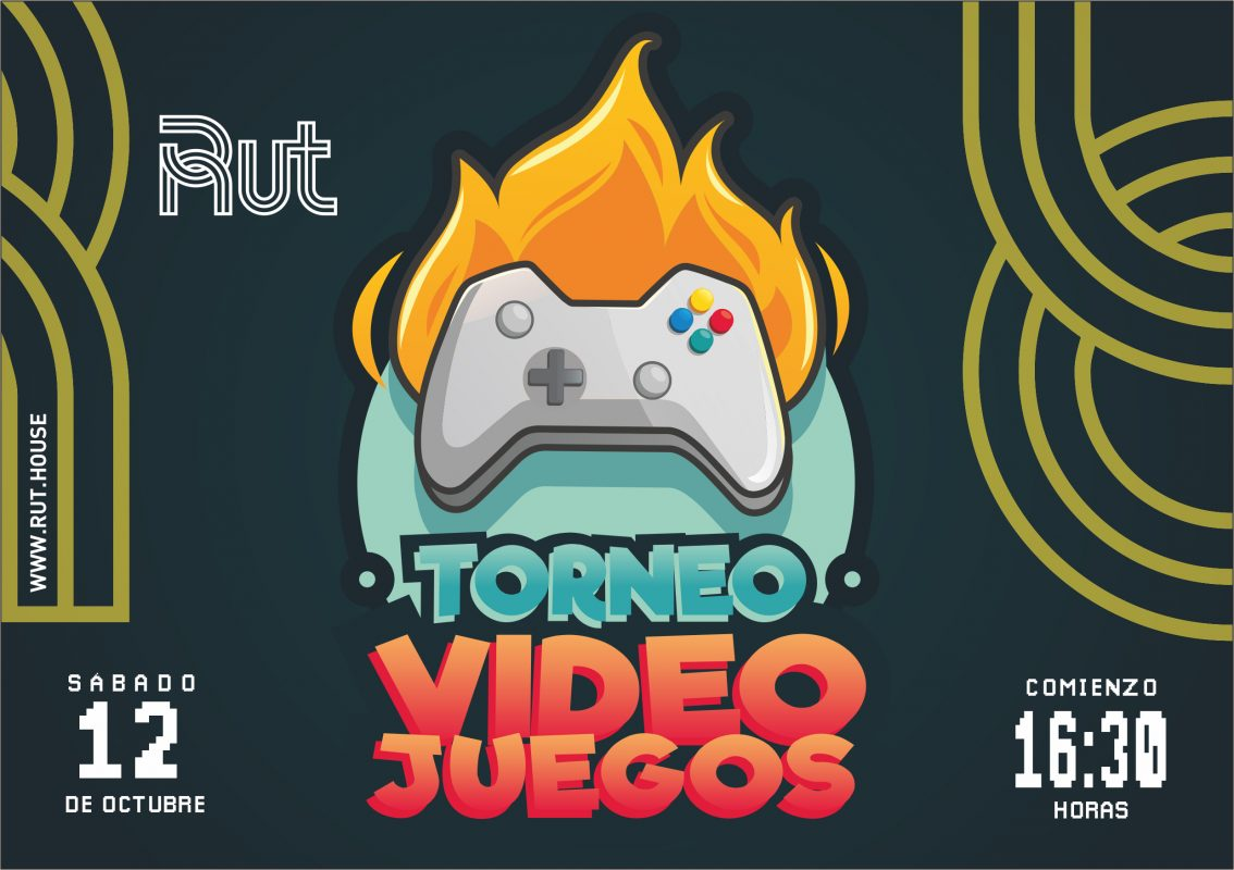 Torneo video juegos, residencia universitaria en malaga, Rut