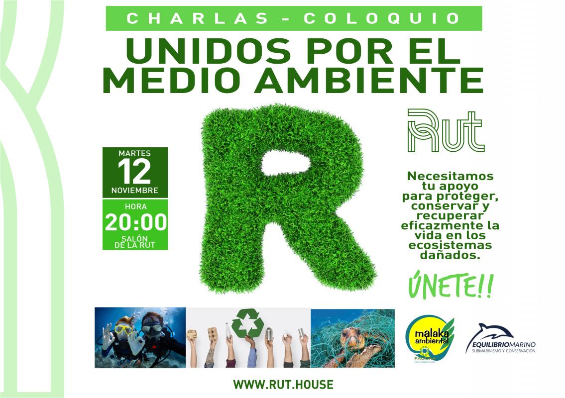 concienciar medio ambiente, residencia universitaria en malaga, Rut